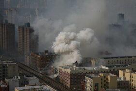 Sejarah Hari Ini: 12 Maret 2014, Ledakan Gas East Harlem