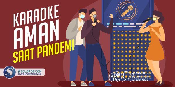 Karaoke Aman Saat Pandemi
