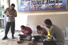 Dor! 2 Pelaku Pencurian Truk di Godong Asal Boyolali Ditembak di Kaki