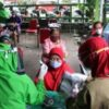 Vaksinasi Covid-19 Massal di Klaten Diikuti 5.000 Warga