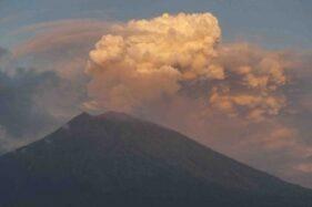 Sejarah Hari Ini: 16 Maret 1963, Gunung Agung Meletus