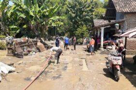 Banjir Bandang Terjang Magetan, 4 Ekor Kambing Ikut Hanyut