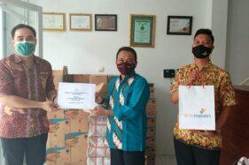 The Sunan Hotel Solo Berbagi Panti Asuhan Yatim Mandiri