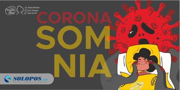 Infografis Coronasomnia (Solopos/Whisnupaksa)
