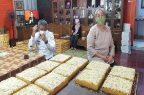 Dirintis Sejak 1995, Begini Nasib Warga Kampung Roti di Jonggrangan Klaten Selama Pandemi Covid-19