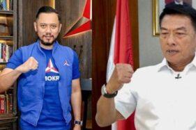 Kisruh Partai Demokrat:  Kubu AHY dan Moeldoko Akan Datangi Kemenkum HAM Hari ini