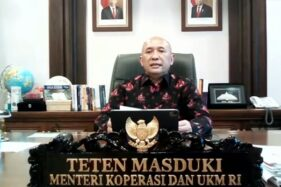Teten Masduki: 82,82 Persen Usaha di Indonesia Terdampak Pandemi