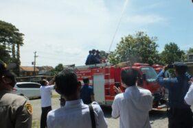 Sejak Januari, Terjadi 9 Kebakaran di Grobogan Kerugian Rp2,8 Miliar