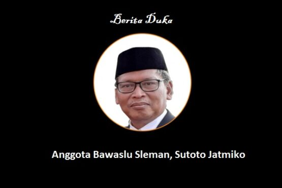 Anggota Bawaslu Sleman Sutoto Jatmiko meninggal dunia. (Solopos.com-Sleman.bawaslu.go.id)