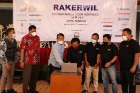 Rakerwil AMSI Jateng, Ketua DPRD Minta Media Siber Tangkal Hoaks