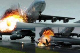 Sejarah Hari Ini: 27 Maret 1977, Dua Pesawat Tabrakan di Spanyol