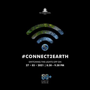 Earth Hour The Sunan Hotel Solo