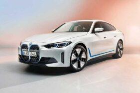 BMW i4, Mobil Elektrik Bavaria Rival Berat Tesla Model 3