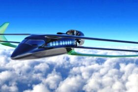 Beha, Pesawat Hybrid Bertenaga Campuran Listrik dan Minyak Goreng
