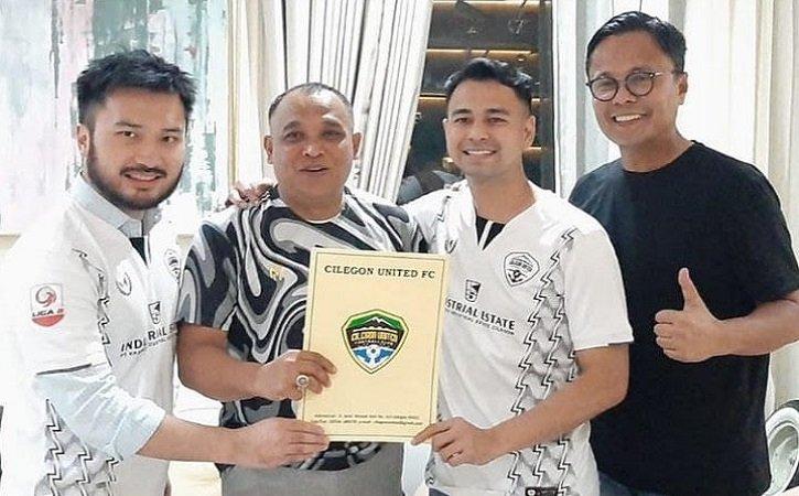 Cilegon United Dibeli Raffi Ahmad, Persis Solo Dapat Tambahan Saingan Berat