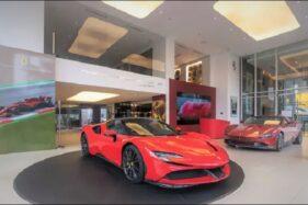 Ferrari Resmi Masuk di Indonesia Lewat PT Eurokars