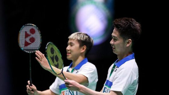 Tagar All England Open 2021 Unfair Trending Topic di Twitter Indonesia