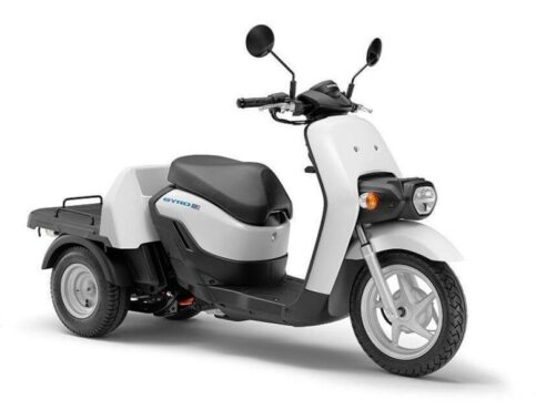 Honda Gyro Cargo E/id.e-scooter.co