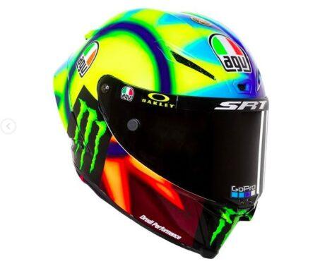 Helm Valentino Rossi 2021/AGV Helmet