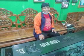 Disiapkan Sejak 2010, Peti Mati Haji Suradi Prutul Wonogiri Dijadikan Meja Tamu