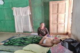 Kisah Sedih Penebang Kayu di Batuwarno Wonogiri: Patah Tulang, Kini Cuma Bisa Tiduran