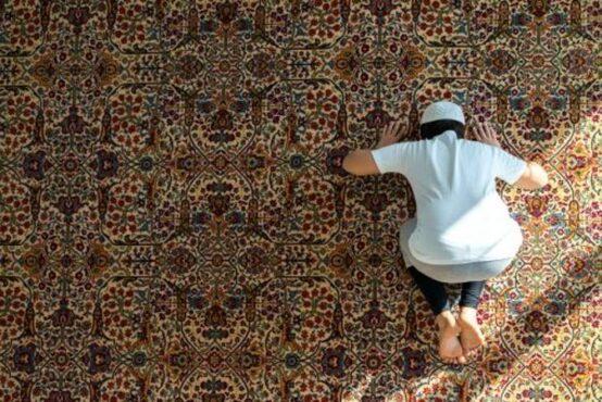 Umat Islam Wonogiri Salat Idul Fitri di Masjid Kampung Saja