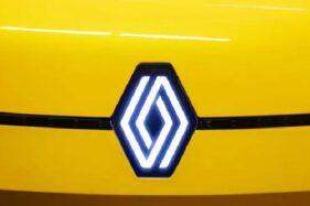 Renault Ubah Logo Kali Kesembilan untuk Peluncuran Megane Elektrik