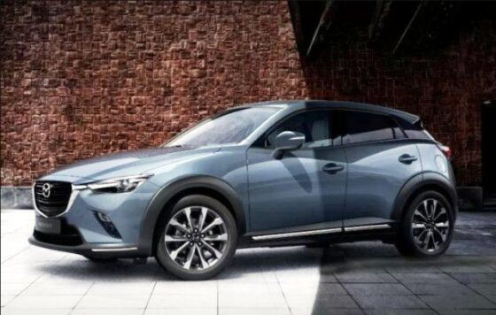 New Mazda CX-3 Sport 1.5 L/mazda