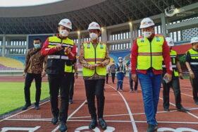 PT LIB Cek Kesiapan Stadion Manahan Solo untuk Piala Menpora, Gibran Beri Usulan Ini