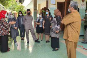 Sidak, DPRD Solo Ungkap Banyak Ortu Tak Tega Ikutkan Anak Belajar Tatap Muka