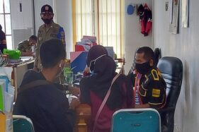 Sejoli Bermesraan yang Digerebek Satpol PP di Alun-Alun Karanganyar Ternyata Berstatus Pelajar