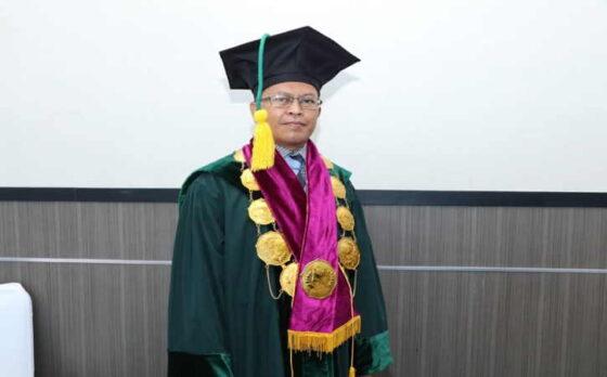 Rektor IAIN Salatiga, Prof. Dr. Zakiyuddin, M.Ag (Istimewa)