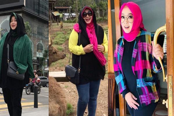 Rina Gunawan sukses berdiet (Instagram/@rinagunawan2)