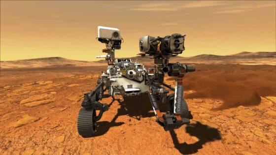 Ketekunan Rover