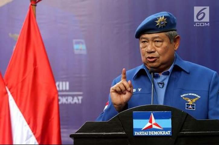 Soal KLB Partai Demokrat, Ini Permintaan SBY ke Jokowi...