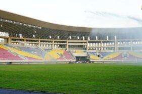 Stadion Manahan Jadi Tuan Rumah Lagi, Kaesang: Sama Saja Tetap Naik Bus