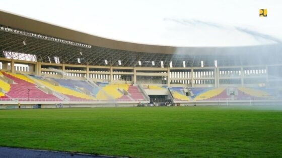 Stadion Manahan Solo (Kementerian PUPR)