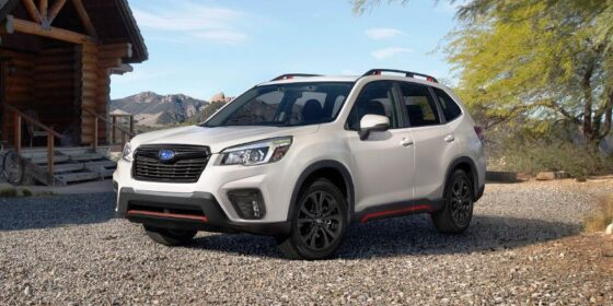Subaru Forester/caranddriver