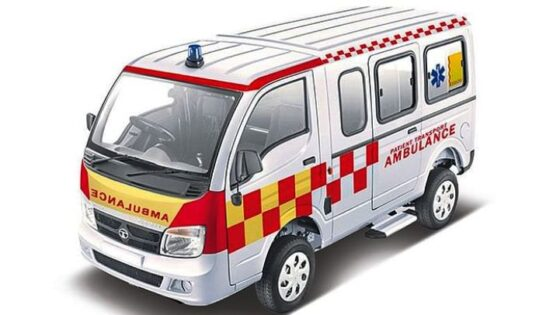 Tata Ambulans/tatamotors