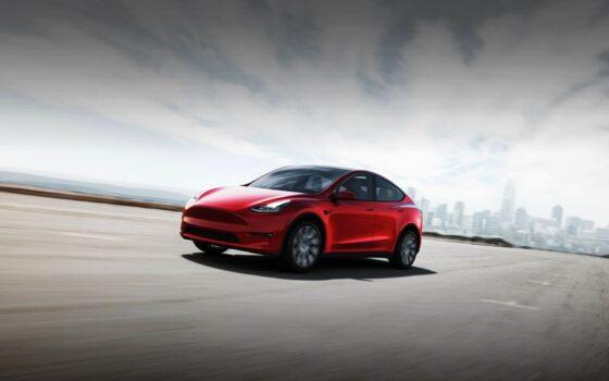 Tesla Model Y/tesla.com