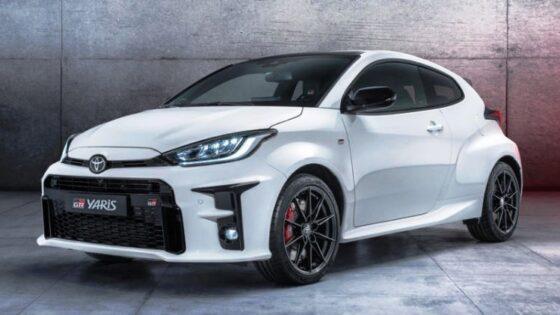 Toyota GR Yaris/Toyota Astra Motor
