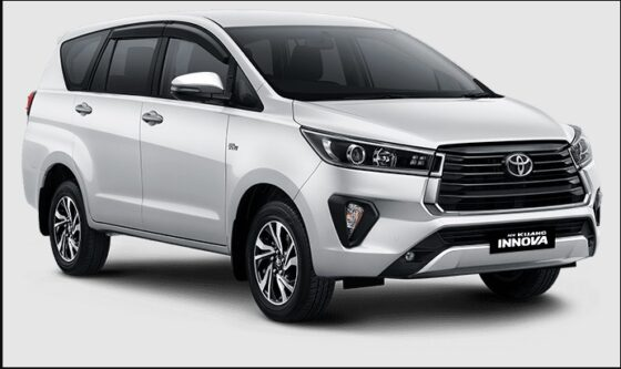 HUT ke-50 Toyota Indonesia Hadirkan 50 Innova Limited Edition