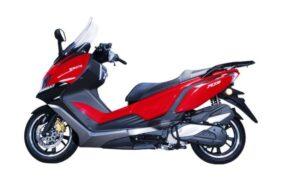 Yamaha XMax 250 Punya Pesaing Baru di Malaysia