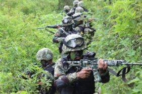 Baku Tembak TNI dan KSB di Intan Jaya Papua, 1 Tewas