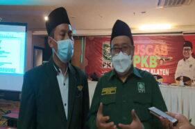 Nakhodai DPC PKB Klaten, Ini Target Bambang Susanto