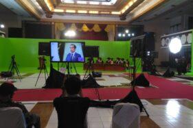 Hadir Secara Virtual Pada Acara Dies Natalis UNS Solo, Ini Pesan Presiden Jokowi