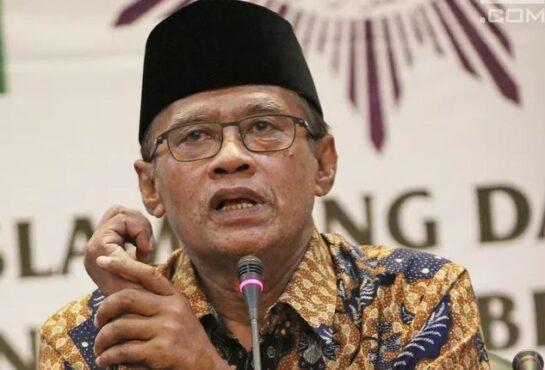 Ketua PP Muhammadiyah, Haedar Nashir. (liputan6.com)