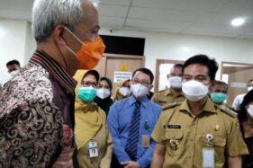 Vaksin Nusantara Dihentikan, Begini Respons Ganjar