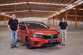 Honda City Hatchback RS Dijual di Jateng & DIY Mulai 1 April, Ditarget Laku 1.000 Unit