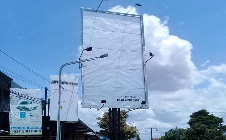 Duh, Puluhan Visual Billboard Raib Bikin Biro Iklan Soloraya Rugi Besar
